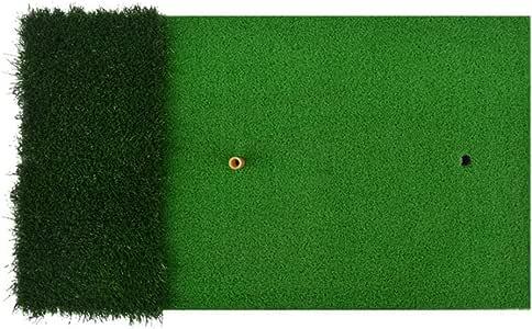 Mat Indoor Golf Manta Práctica Mini Hierba Verde, 40x70cm ayudas ...