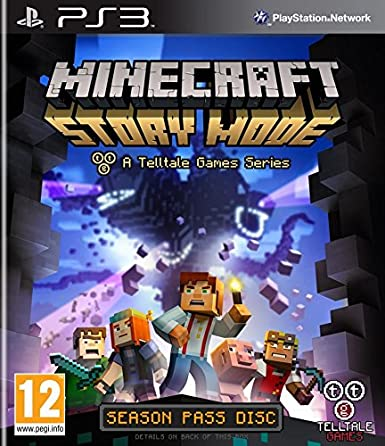 Badland - Minecraft: Story Mode (PlayStation 3): Amazon.es: Videojuegos