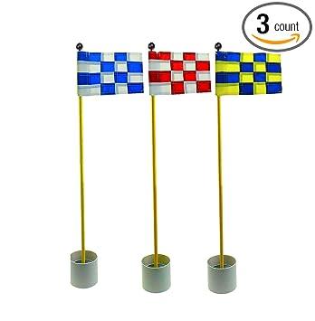 Amazon.com: Crestgolf - Juego de 3 palos de golf para ...
