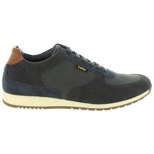 Zapatillas Deporte de Hombre LOIS JEANS 84711 107 Marino: Amazon.es: Zapatos y complementos