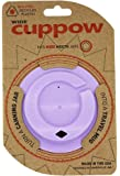 Cuppow Canning Jar Drinking Lid - Wide Mouth - Lavender