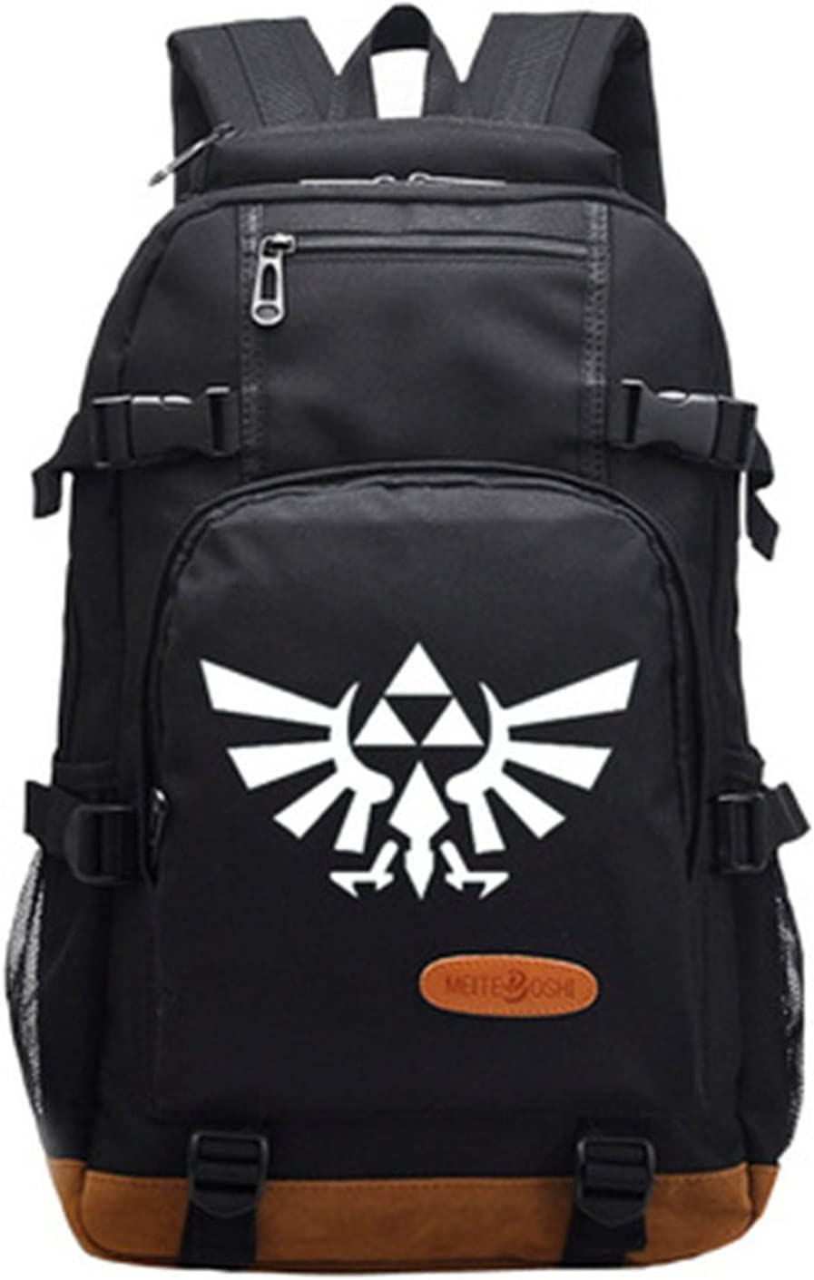Gumstyle The Legend of Zelda Luminous School Bag College Backpack Bookbags Student Laptop Bags