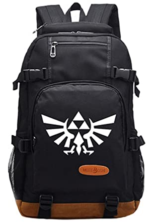 Gumstyle The Legend of Zelda Luminous School Bag College Backpack Bookbags  Student Laptop Bags c95a5a8f3050c