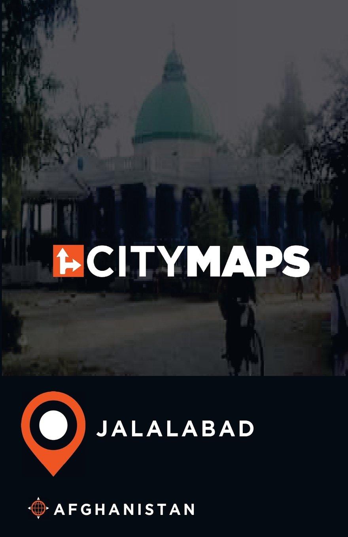 City Maps Jalalabad Afghanistan