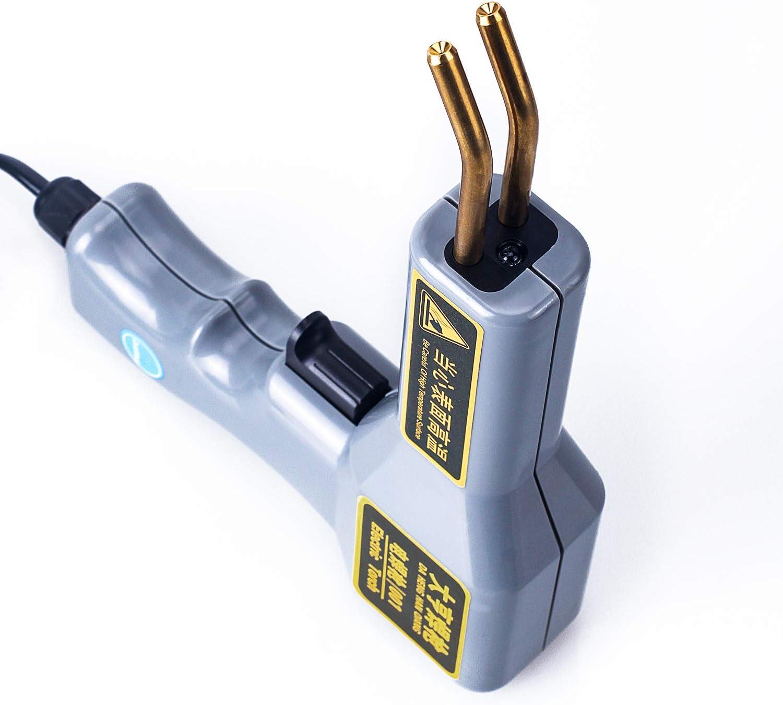 Car Bumper Stapler Plastic Welding Torch Fairing Acrylic Auto Body Tool Welder Repair Machine Kit New