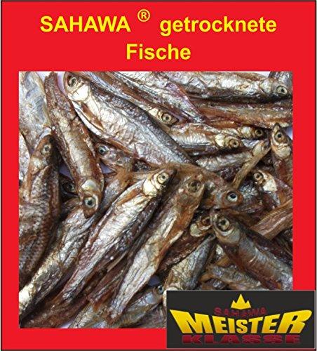 Wasserschildkrö tenfutter ganze Fische 500 ml SAHAWA®