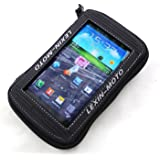 LEXIN Mtb03 Big Size Black Super Cool Motorcycle / Sportbike Magnetic Tank Bag/Pouch Phone Holder/Case