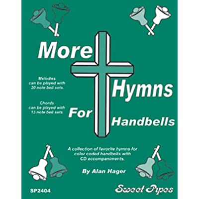 Rhythm Band More Hymns For Handbells: Musical Instruments