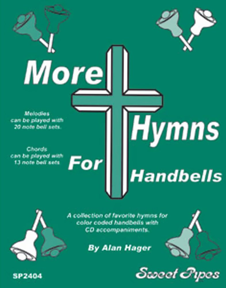Rhythm Band More Hymns For Handbells 1258-SP2404