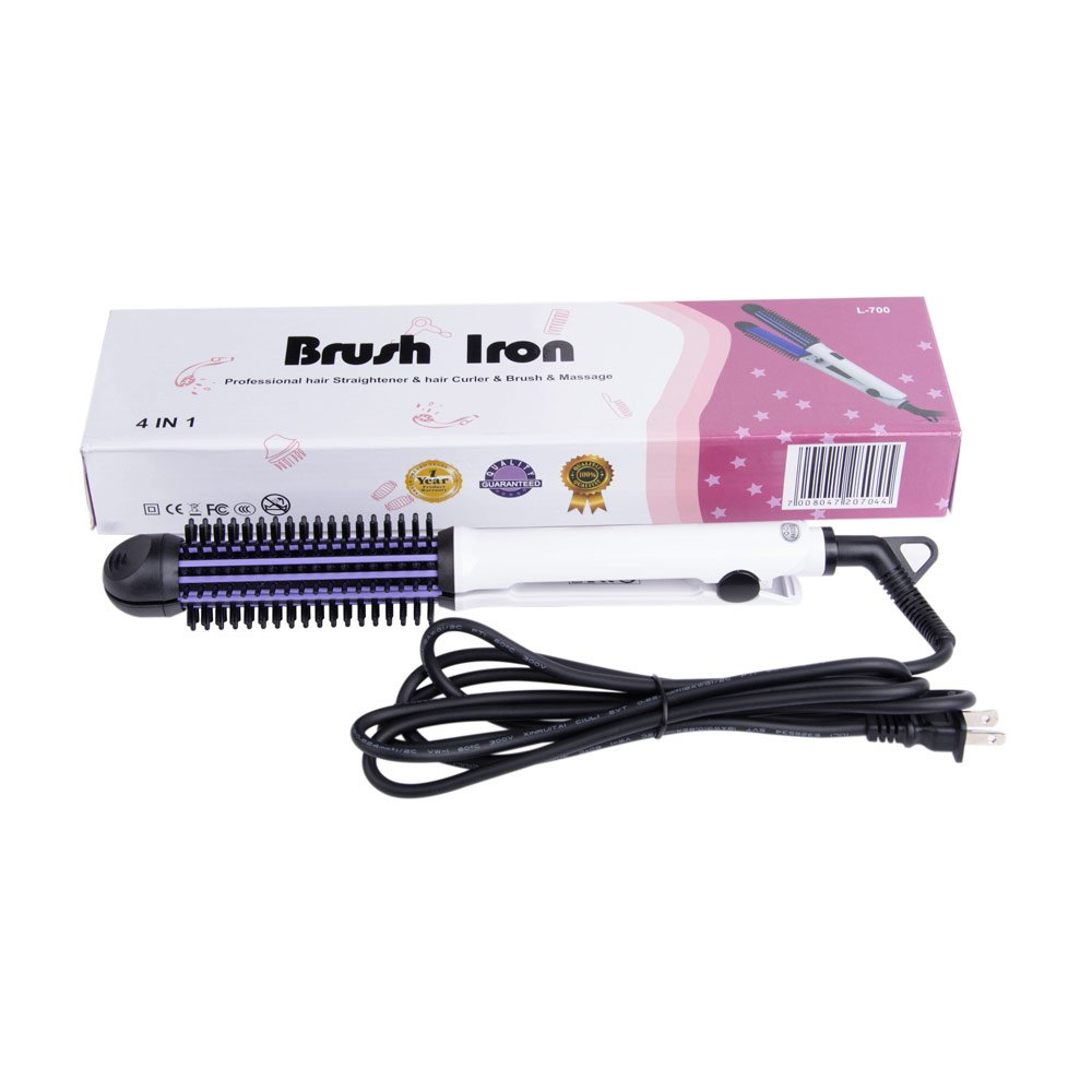 Coosa Hair 2 in 1 hair straightener and curler Ceramic Hair Straightener and Curler Iron