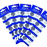 APG 500 Pcs Cr2032 Lithium Button Cell Batteries 3v for Digital Scales, Watch Battery Replacement - Bulk