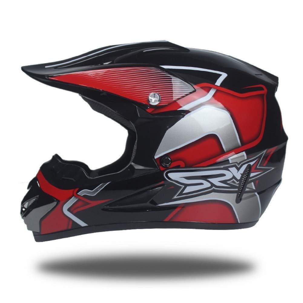 Cascos Integrales Y Bmx Omeqiumei Casco Carreras De Motos