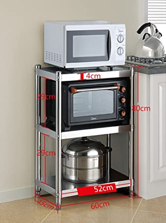 Mini Refrigerador Y Soporte Para Microondas Cocina De Pie Estantería ...