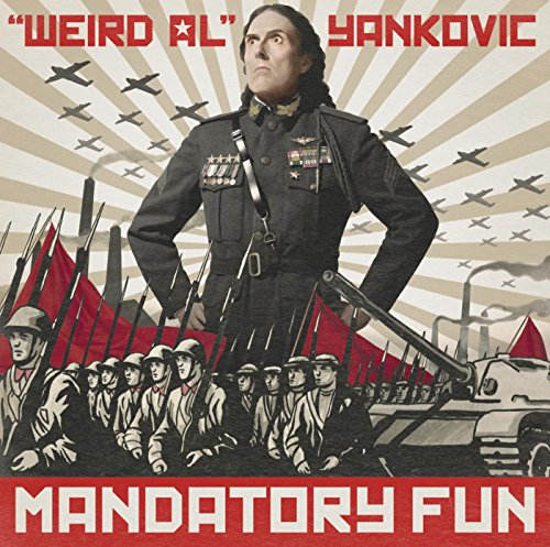 MP3 Album Spotlight: Weird Al Yankovic's Newest – Mandatory Fun