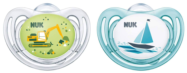 Nuk Freestyle - Chupete de silicona (forma adaptada a la ...