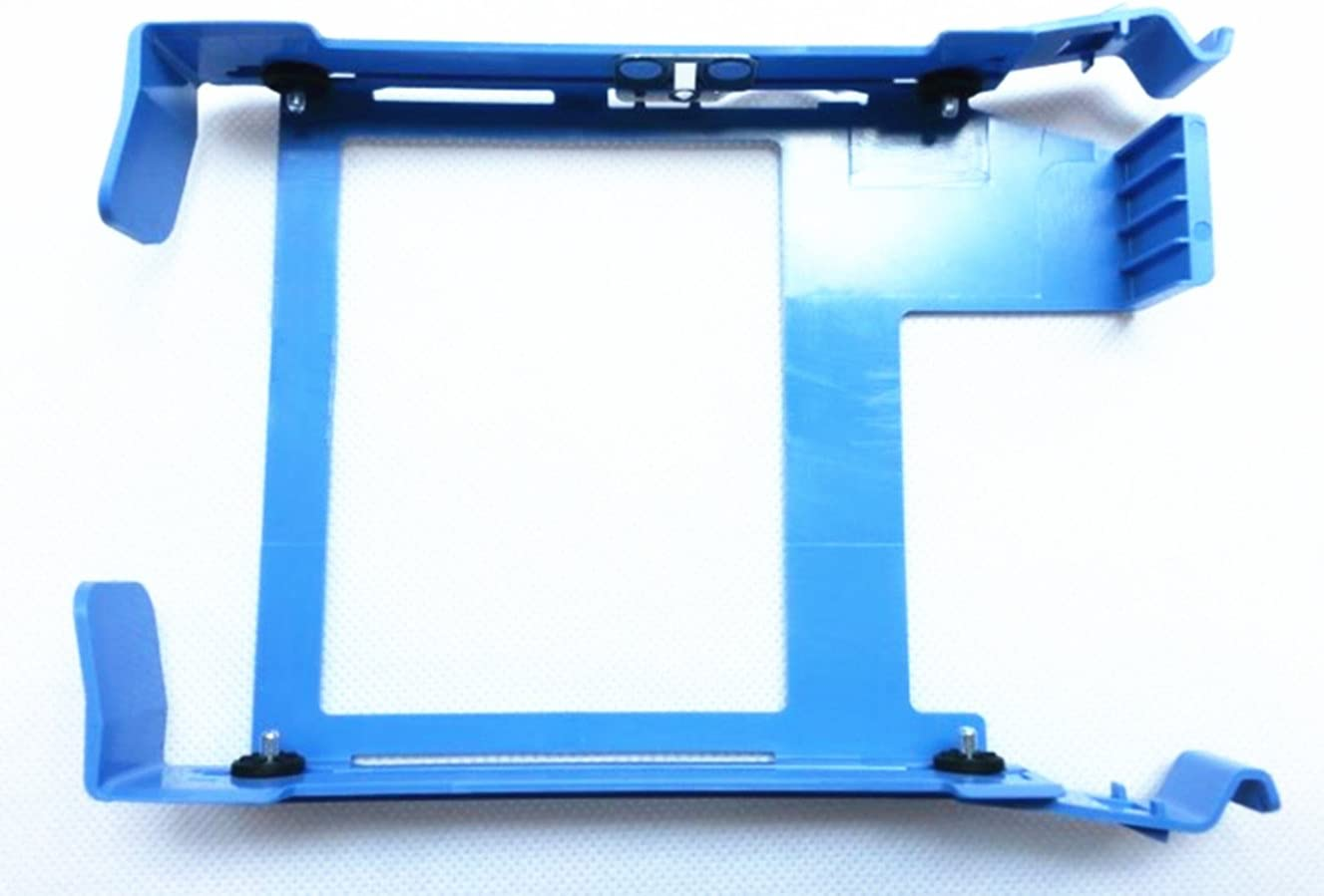 Pocaton 3.5 Inch HDD Hard Drive Caddy/Bracket Applies to Optiplex 390 790 990 3010 3020 7010 7020 9010 9020 MT SFF Computer/Precision workstations Blue