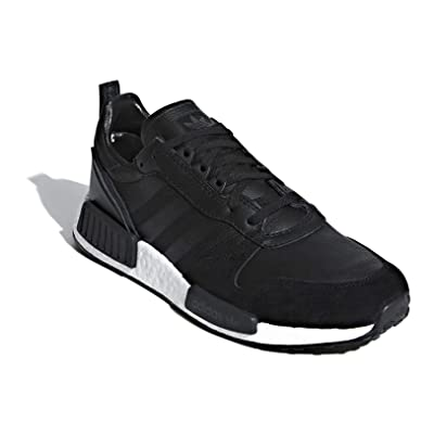 Adidas Rising Star x R1 EE3655 RisingstarxR1 Sneakers (9, Core Black/Utility Black) | Fashion Sneakers