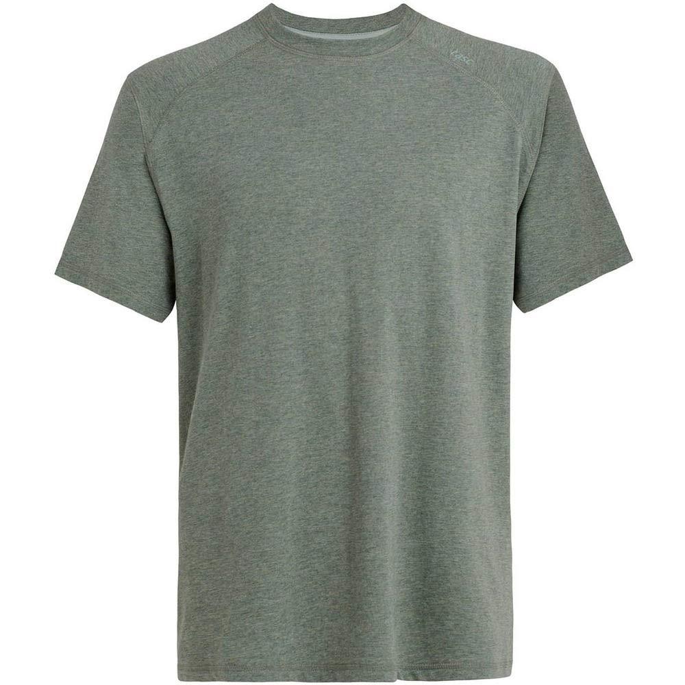 tasc Performance Carrollton T-Shirt, Kelp Heather, Medium by tasc Performance