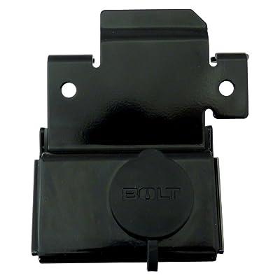 BOLT 7026128 Jeep Wrangler JK Hood Lock: Automotive [5Bkhe2008487]
