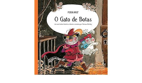 O Gato de Botas (Em Portuguese do Brasil): Charles Perrault: 9788580632057: Amazon.com: Books
