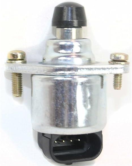 Throttle Position Sensor for GMC Sierra//Silverado 99-02 Gto 04-04 Set of 2 With Idle Control Valve