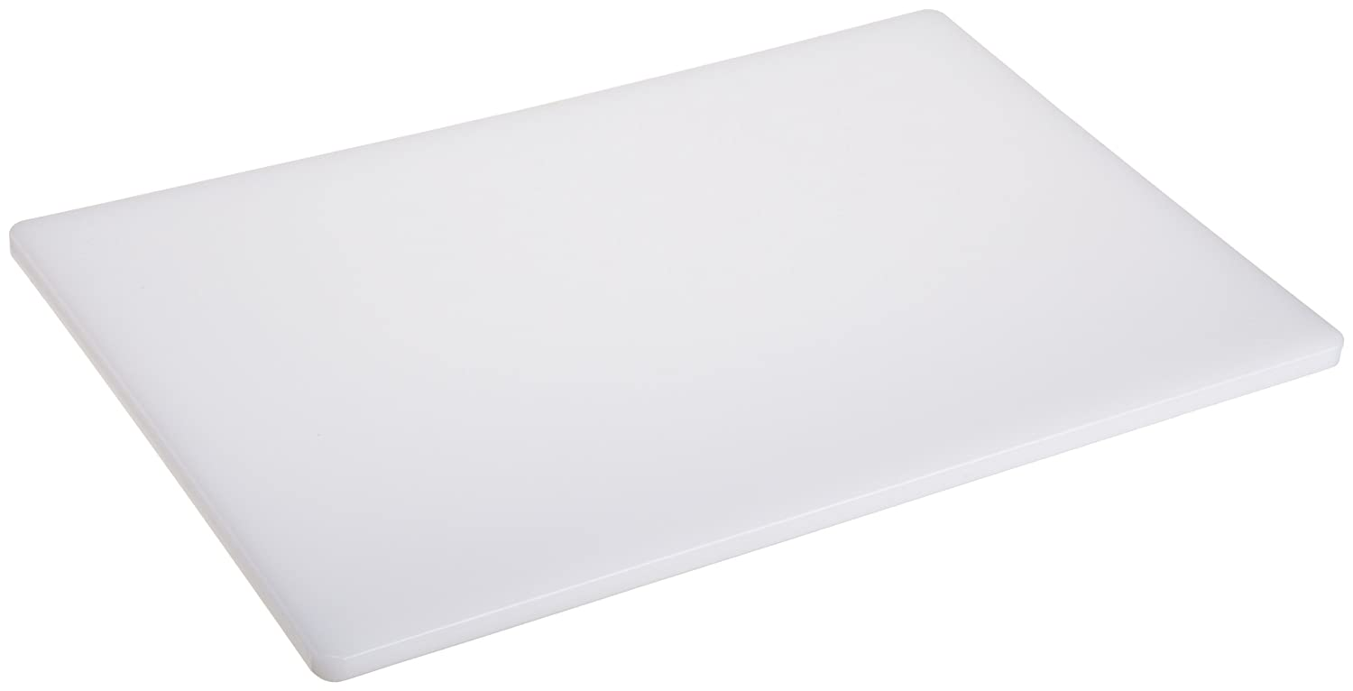 Stanton Trading 18 by 24 by 1-Inch Cutting Board, White 799-241