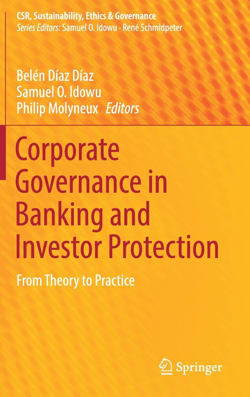 Corporate Governance in Banking and Investor