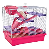 Pico XL Pink & Purple - Hamster & Small Animal Home/Cage