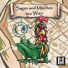 Sagen und Märchen aus Wien Hörbuch von Tommi Horwath Gesprochen von: Tommi Horwath