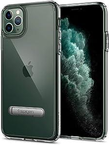 Spigen Ultra Hybrid S Designed for iPhone 11 Pro Case (2019) - Crystal Clear