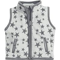 Schnizler Fleece-Weste Sterne Chaleco para Bebés