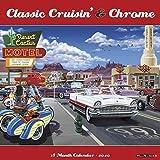 Classic Cruisin  & Chrome 2020 Wall Calendar