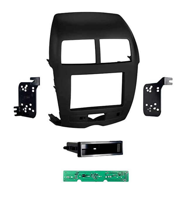 The Best Dodge 2006 1500 Double Din Dash Install Kit