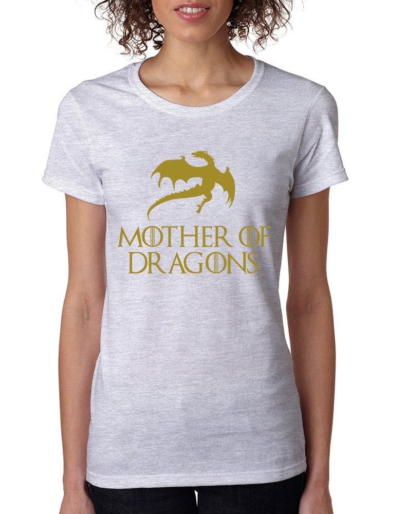 Mother Of Dragons Gold Print Popular Op 3753 Shirts