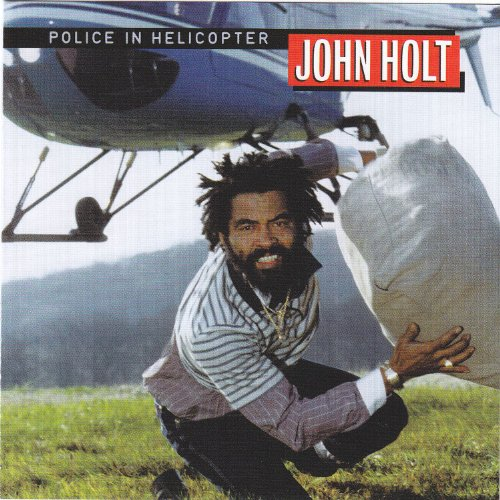 (Police In Helicopter)