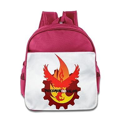 Pokemon Go Charizard Backpack   Kids  School Backpack  Amazon.co.uk ... d4bfb25d1bb87