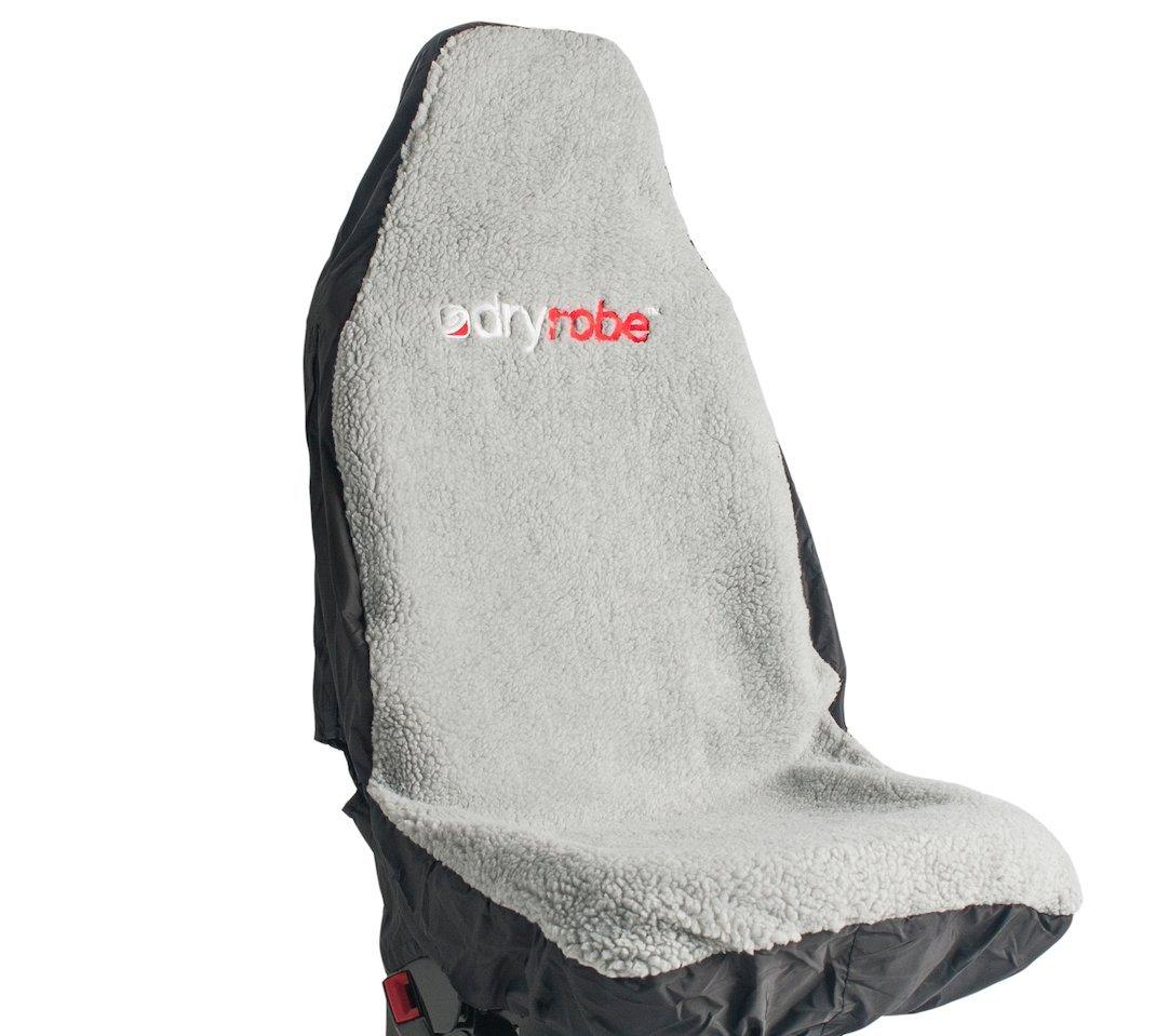 Dryrobe Waterproof Car Seat Protector - Grey Car Seat Cover