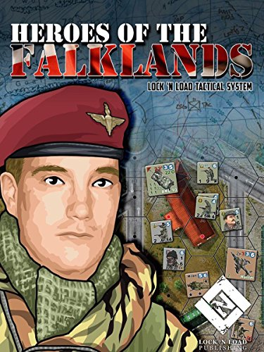 Price comparison product image Heroes of the Falklands