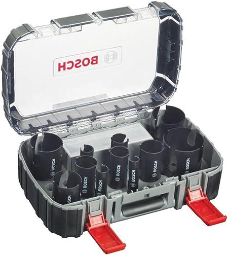 BOSCH 20-76mm Lochsägen-Set Universal Bimetall  17-teilig