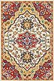 """nuLOOM Arline Hand Tufted Wool Runner Rug, 2' 6"""" x"""