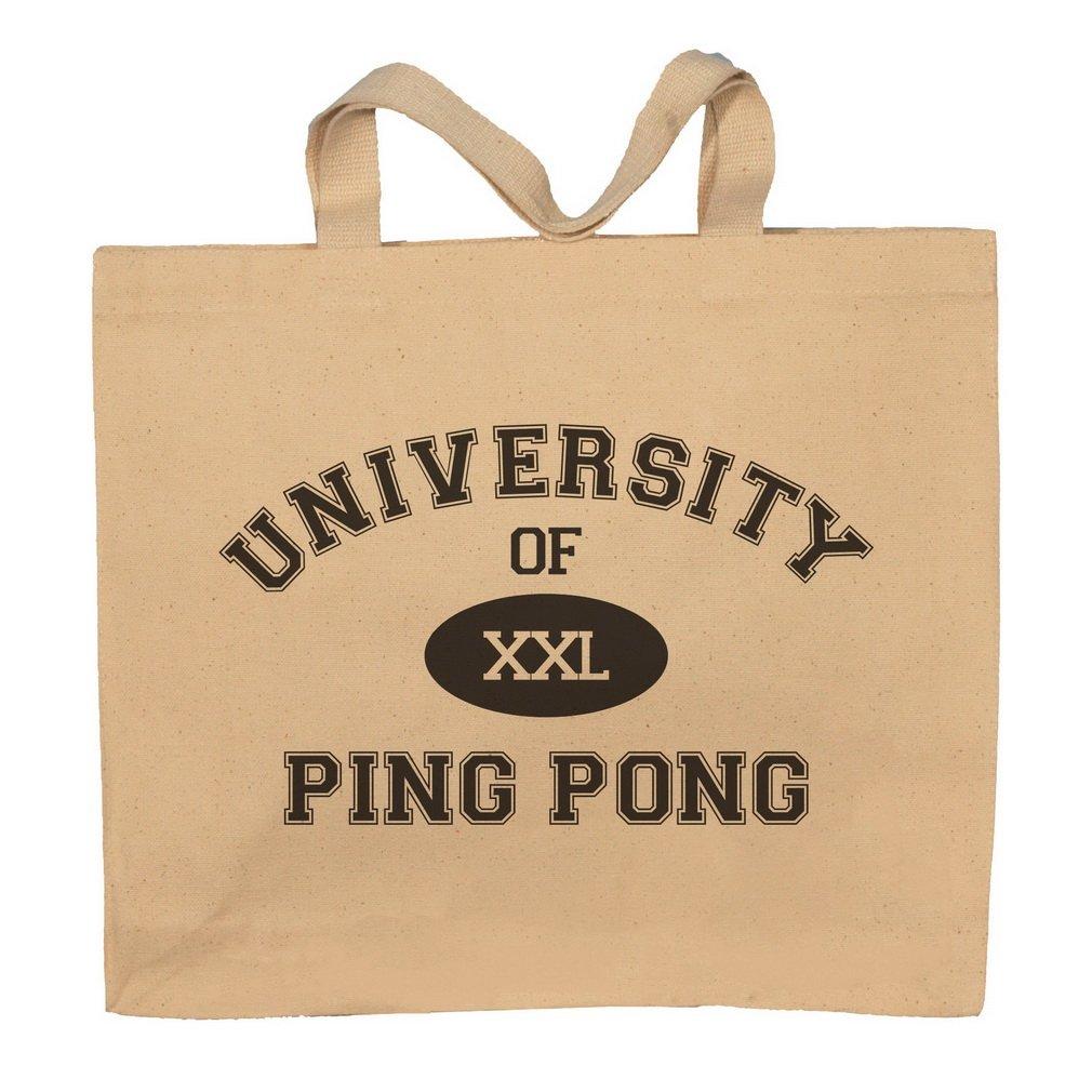 University Of XXL Ping Pong Totebag Bag
