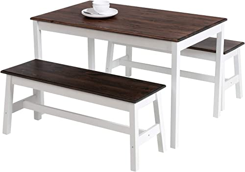 Deal of the week: Mecor 3-Piece Dining Set Table