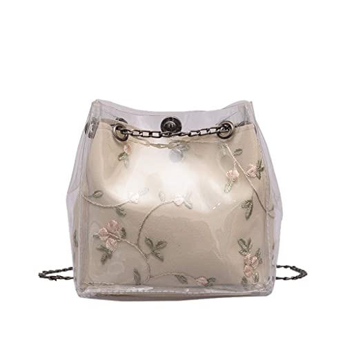 Theshy Sac à Main Femme Guess 2019 Sac MèRe Transparent à