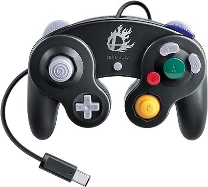 Nintendo 2312666 Gamecube Controller Super Smash Bros. Edition Mando Consola Compatible Wii U: Amazon.es: Informática