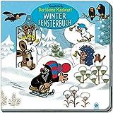 """Winter-Fensterbuch """"Der kleine Maulwurf"""""""
