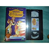 Lady and the Tramp [VHS] [Import allemand]