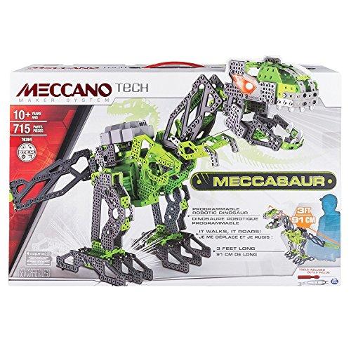 Meccano Meccasaur