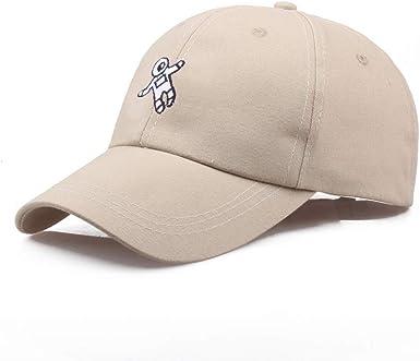 Adjustable Sport Hat Unisex Fashion Hat Astronaut Emberoidery Baseball Hat Cap G