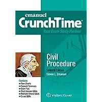 Emanuel CrunchTime Civil Procedure