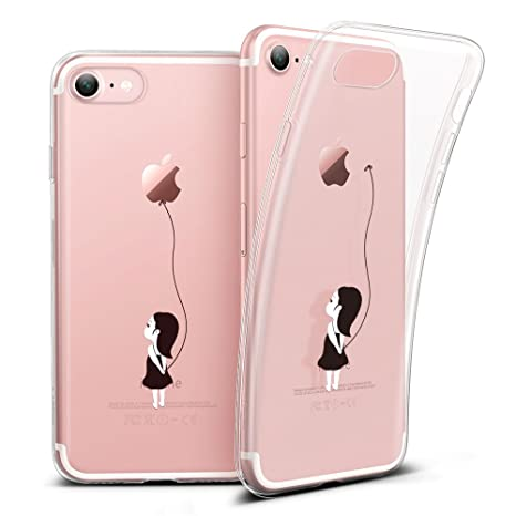 coque iphone 8 transparente motif